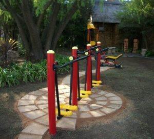 outdoor gyms equipment in  Gauteng