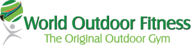 World Outdoor Fitness™- Outdoor gym Logo