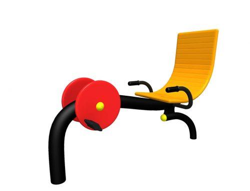 Recumbent bike – WOF-14208