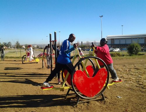 Soweto Outdoor Gym